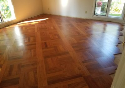 lauzon cherry flooring herringbone installer ottawa canada