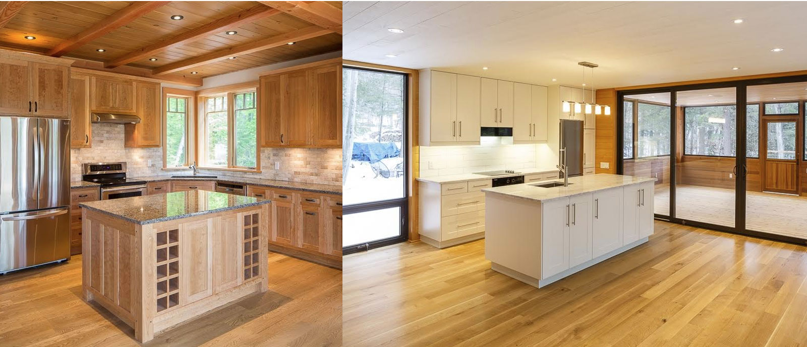 hardwood in kitchens flooring gallery