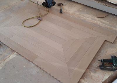 Ottawa Glebe Monkland Custom Hardwood Floor Designs