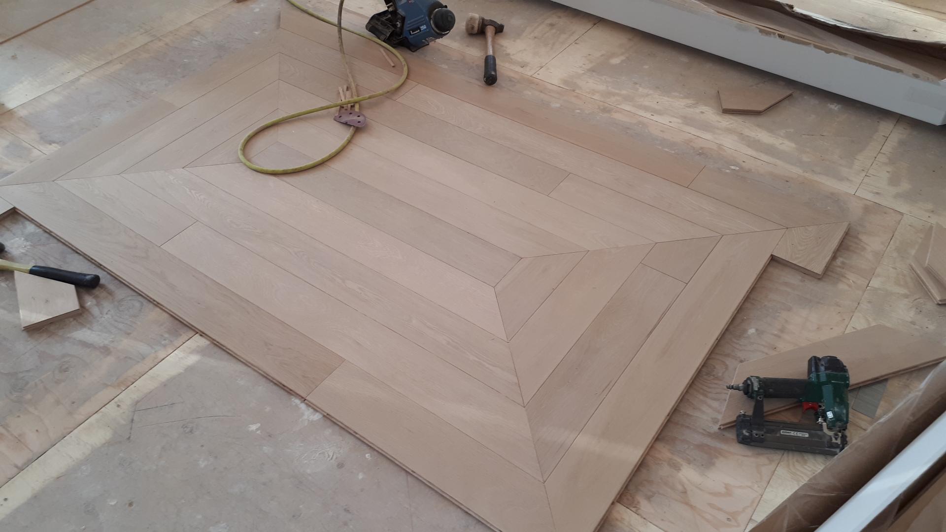 The Glebe S Monkland Avenue Custom Hardwood Floor Design