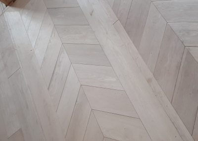 Chevron Ottawa Glebe Monkland Custom Hardwood Floor Designs